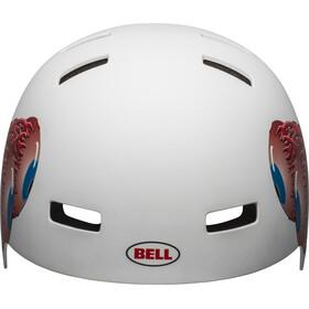 Bell Local Helm matte white eyes
